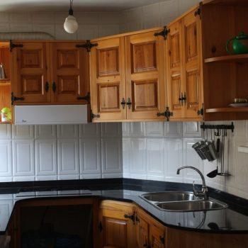 cuina apartament Basco
